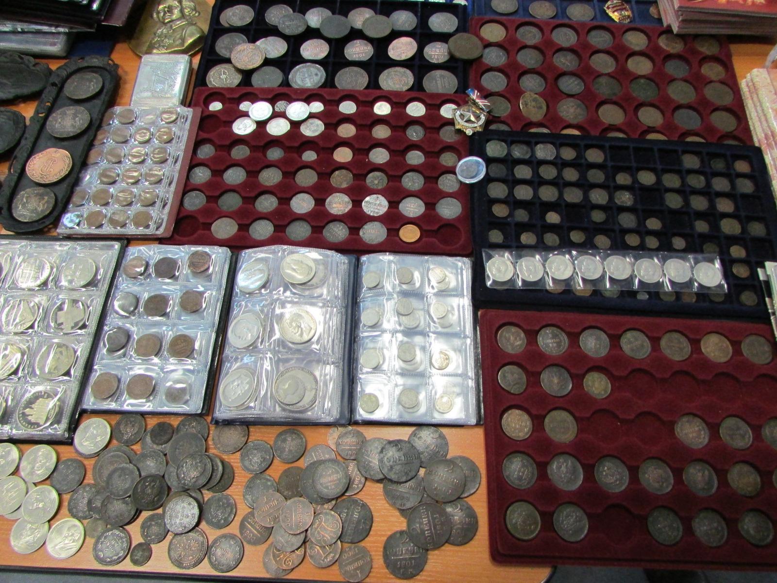 Нумизматика или коллекционирование монет?
